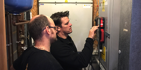 Electrical testing in Surrey