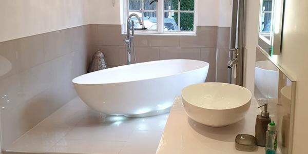 Bathroom fitter in Surrey