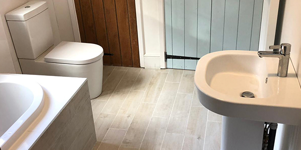 Bathroom fitter in Woking
