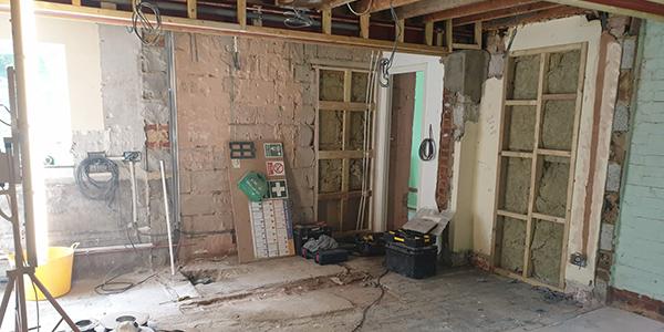 Construction specialist in Kingston