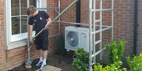 Air conditioning in Surrey